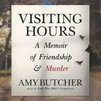 Visiting Hours - Amy Butcher - audiobook