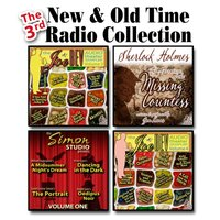 3rd New & Old Time Radio Collection - Joe Bevilacqua - audiobook