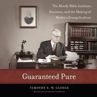 Guaranteed Pure - Timothy E. W. Gloege - audiobook