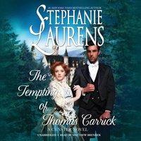 Tempting of Thomas Carrick - Stephanie Laurens - audiobook