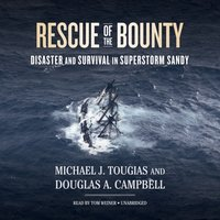 Rescue of the Bounty - Michael J. Tougias - audiobook