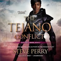 Tejano Conflict - Steve Perry - audiobook