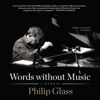 Words without Music - Philip Glass - audiobook