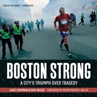 Boston Strong - Casey Sherman - audiobook