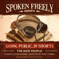 Nice People - Henry Cuyler Bunner - audiobook