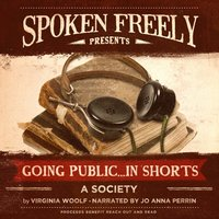 Society - Virginia Woolf - audiobook
