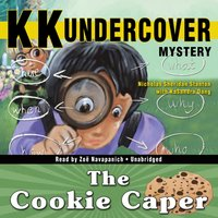 KK Undercover Mystery - Nicholas Sheridan Stanton - audiobook