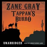 Tappan's Burro - Zane Grey - audiobook
