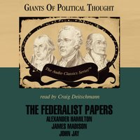 Federalist Papers - George H. Smith - audiobook