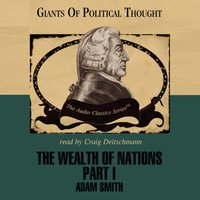 Wealth of Nations, Part 1 - Adam Smith - audiobook