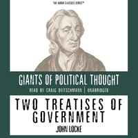 Two Treatises of Government - John Locke - audiobook