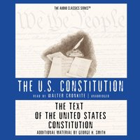 Text of the United States Constitution - George H. Smith - audiobook