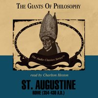 St. Augustine - SJ Prof. R. J. O'Connell - audiobook