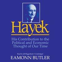 Hayek - Eamonn Butler - audiobook