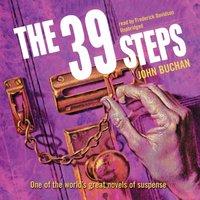 Thirty-Nine Steps - John Buchan - audiobook