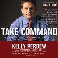 Take Command - Kelly Perdew - audiobook