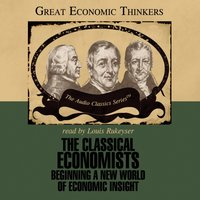 Classical Economists - Dr. E. G. West - audiobook