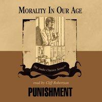 Punishment - Prof. Crispin Sartwell - audiobook