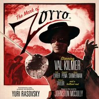 Mark of Zorro - Johnston McCulley - audiobook