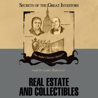 Real Estate and Collectibles - Austin Lynas - audiobook