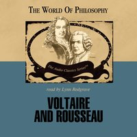 Voltaire and Rousseau - Prof. Charles Sherover - audiobook