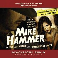 New Adventures of Mickey Spillane's Mike Hammer, Vol. 1 - M. J. Elliott - audiobook