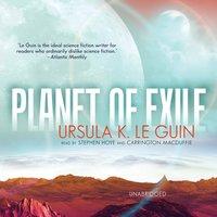 Planet of Exile - Ursula K. Le Guin - audiobook