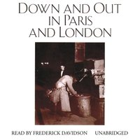 Down and Out in Paris and London - George Orwell - audiobook