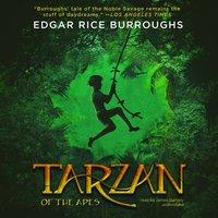 Tarzan of the Apes - Edgar Rice Burroughs - audiobook