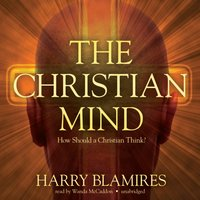 Christian Mind - Harry Blamires - audiobook