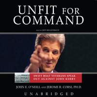 Unfit for Command - John E. O'Neill - audiobook