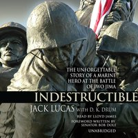 Indestructible - Jack Lucas - audiobook
