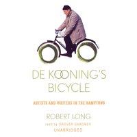 De Kooning's Bicycle - Robert Long - audiobook