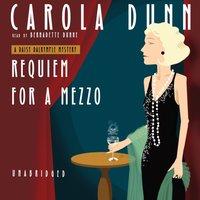 Requiem for a Mezzo - Carola Dunn - audiobook