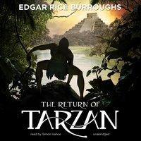 Return of Tarzan - Edgar Rice Burroughs - audiobook