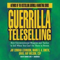 Guerrilla Teleselling - Jay Conrad Levinson - audiobook