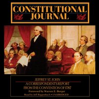 Constitutional Journal - Jeffrey St. John - audiobook