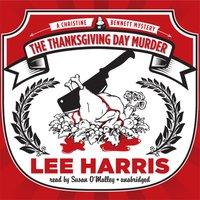 Thanksgiving Day Murder - Lee Harris - audiobook