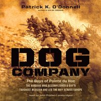 Dog Company - Patrick K. O'Donnell - audiobook