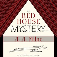 Red House Mystery - A. A. Milne - audiobook