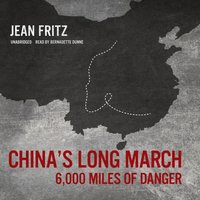 China's Long March - Jean Fritz - audiobook