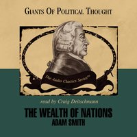 Wealth of Nations - Adam Smith - audiobook