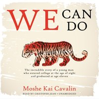 We Can Do - Moshe Kai Cavalin - audiobook