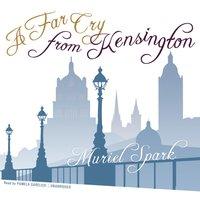 Far Cry from Kensington - Muriel Spark - audiobook