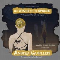 Wings of the Sphinx - Andrea Camilleri - audiobook