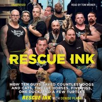 Rescue Ink - Rescue Ink - audiobook