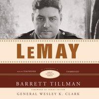 LeMay - Barrett Tillman - audiobook