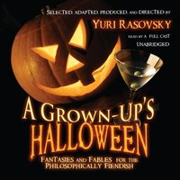 Grown-Up's Halloween - various authors - audiobook