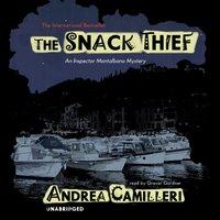 Snack Thief - Andrea Camilleri - audiobook
