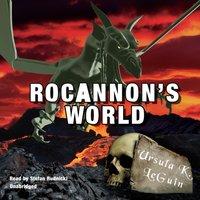 Rocannon's World - Ursula K. Le Guin - audiobook